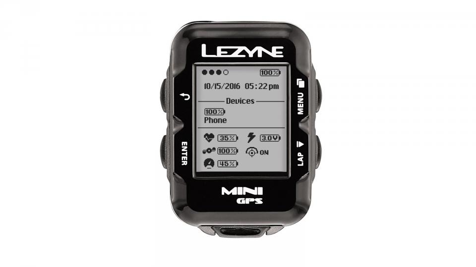Ciclocomputador Lezyne Mini GPS