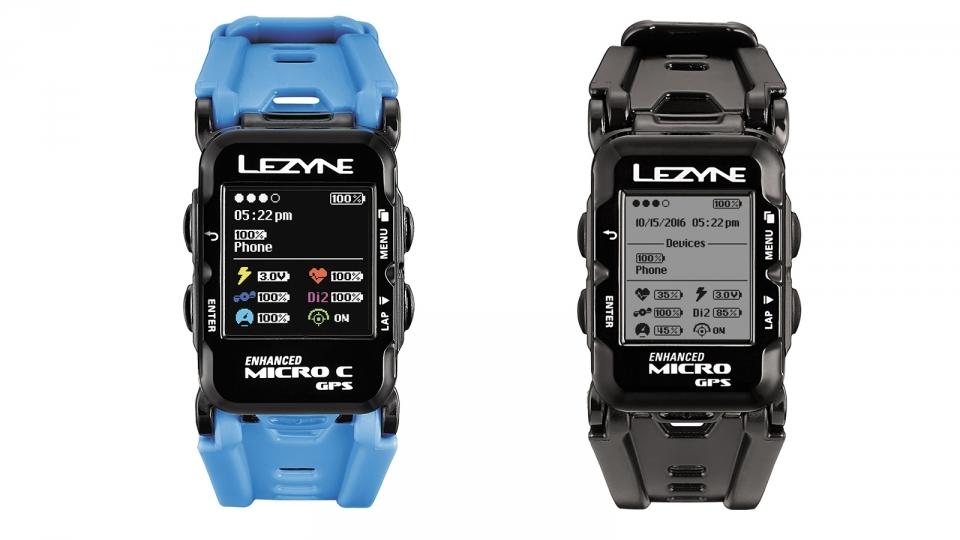 Relógios Lezyne Micro Color GPS e Micro GPS