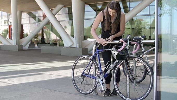 Cadeado antirroubo e antifurto OTTOLOCK para bicicleta