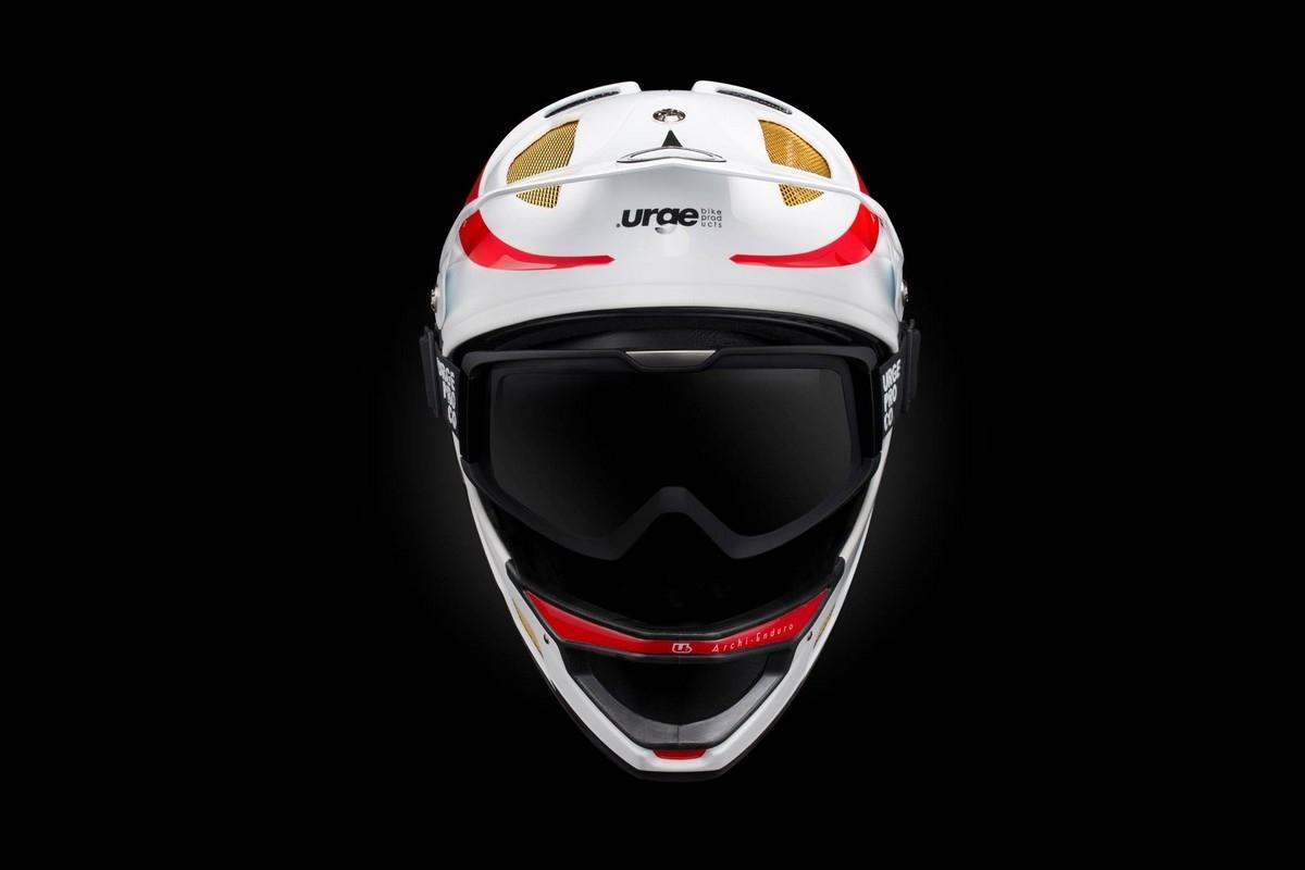 Capacete Urge Archi Enduro RR+com óculos integrado