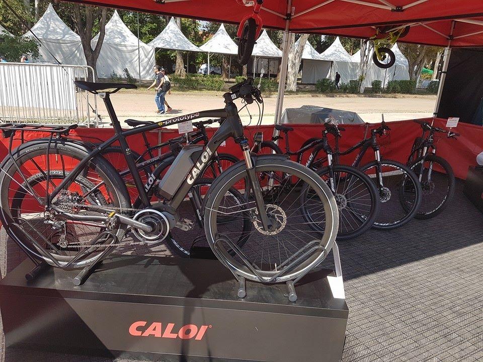 Caloi apresenta bicicleta elétrica urbana E-Bike
