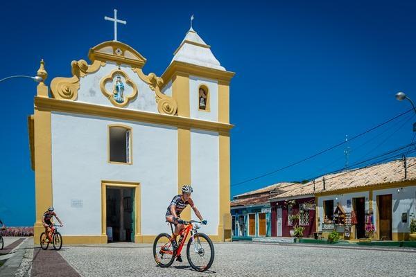 Brasil Ride 2016 - Samuele e Damiano, segundo colocados (Armin Kuestenbrueck / Brasil Ride)