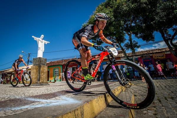 Brasil Ride 2016 - Fabian e Alexei, vencedores do prólogo (Armin Kuestenbrueck / Brasil Ride)