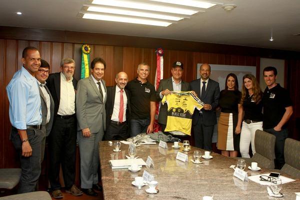 Lançamento do Brasil Ride
