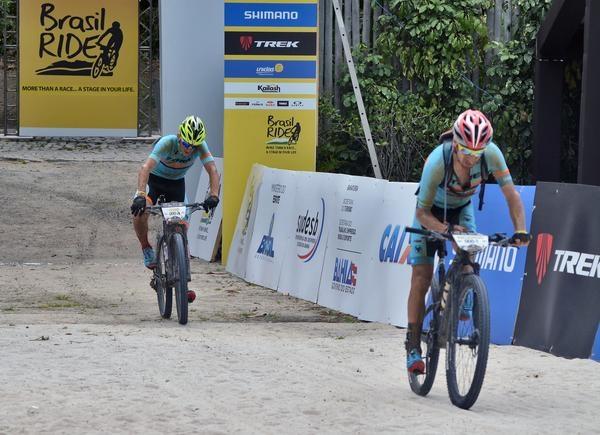 Pscheidt e Montoya chegam em quinto (Cordeiro Neto :ASCOM Porto Seguro)