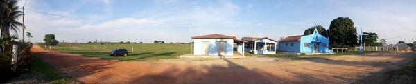 Nova fazenda que servirá de palco para o Brasil Ride.