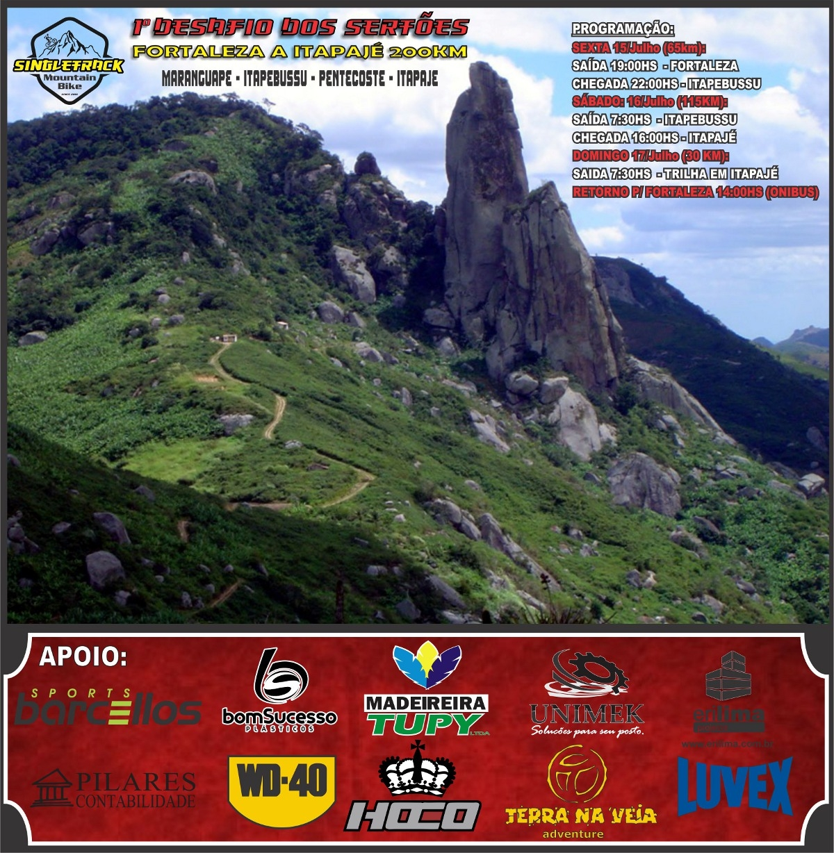 Desafio_Singletrack_Mountain_Bike_poster