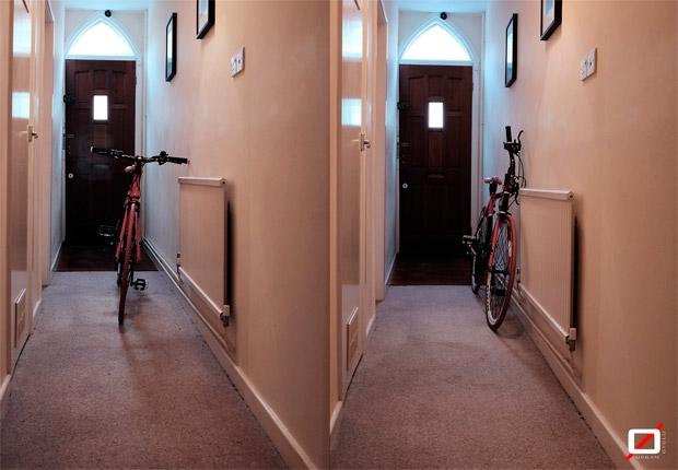 Mesa que gira Urbancyclo Quicktwist