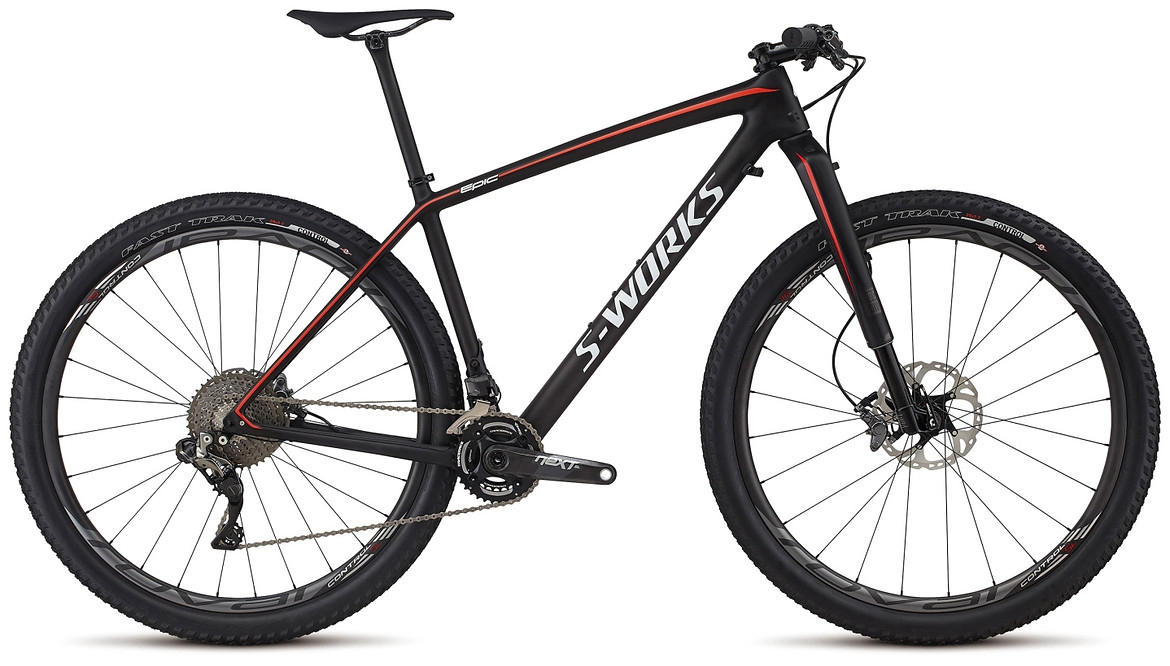 Specialized Epic Hardtail S-Works - € 9.000