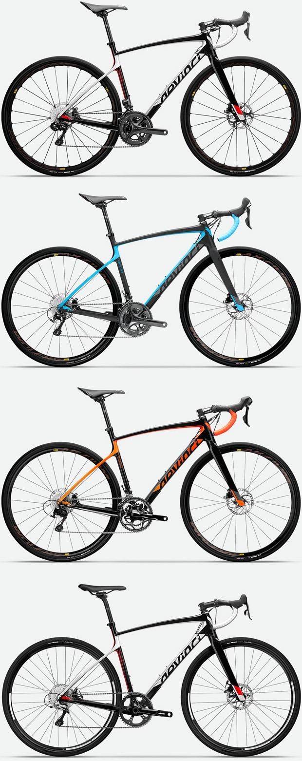 Bicicleta Gravel Devinci Hatchet Carbon 2017