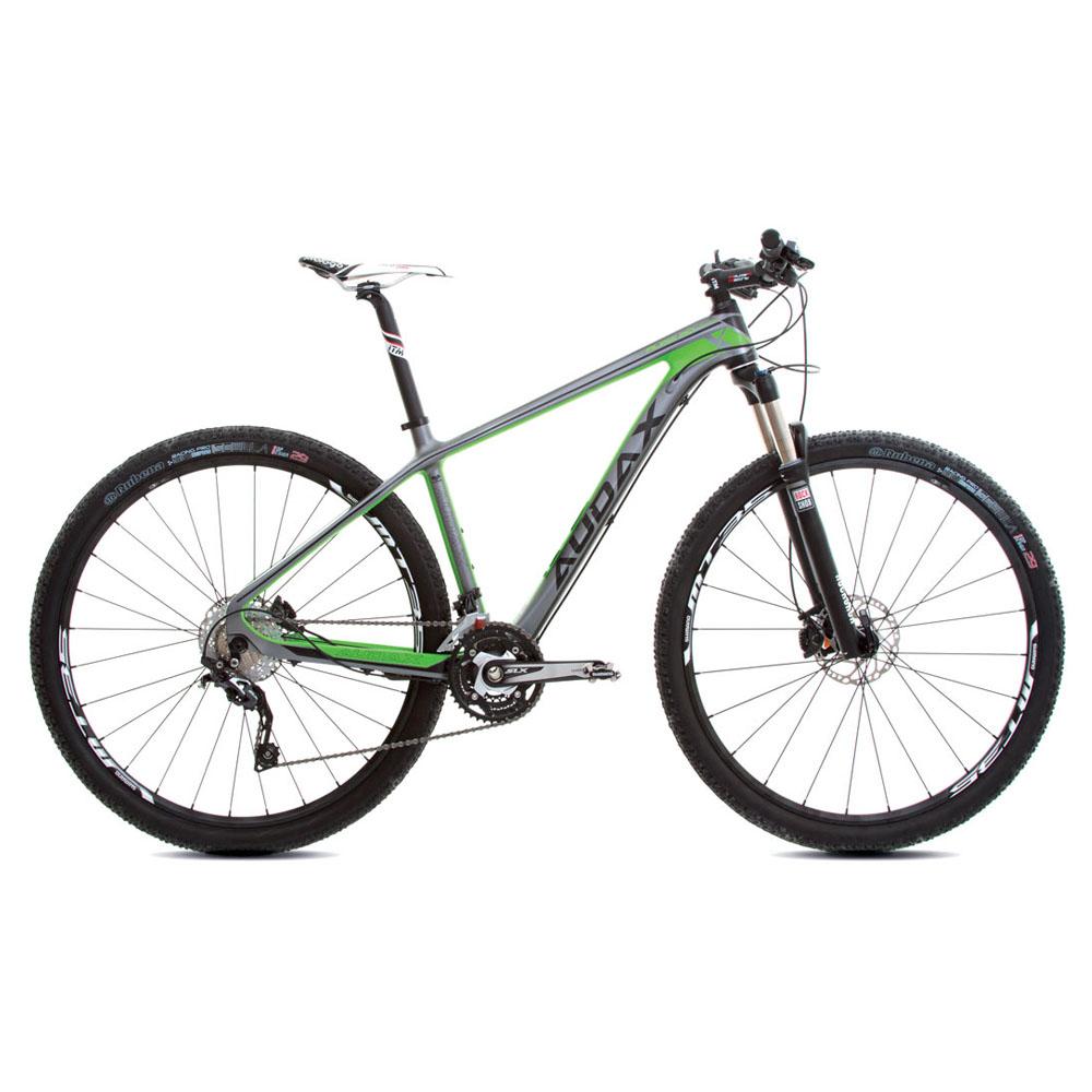 Mountain bike Audax Auge 30 Carbon 2016 . Bicicleta Mtb com quadro de carbono com roda e aro 29.