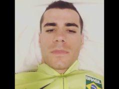 Henrique Avancini fala sobre lesão na Rio 2016