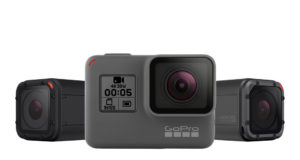 GoPro Hero5 e Hero5 Session