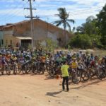 Largada MTB Racing Aracati
