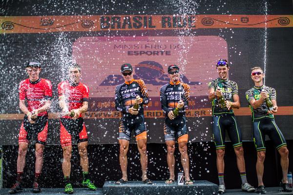 Brasil Ride 2016 - resultado terceiro dia