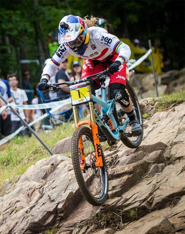 Copa do Mundo de Downhill - UCI