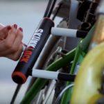 Cadeado para bicicleta Skunklock