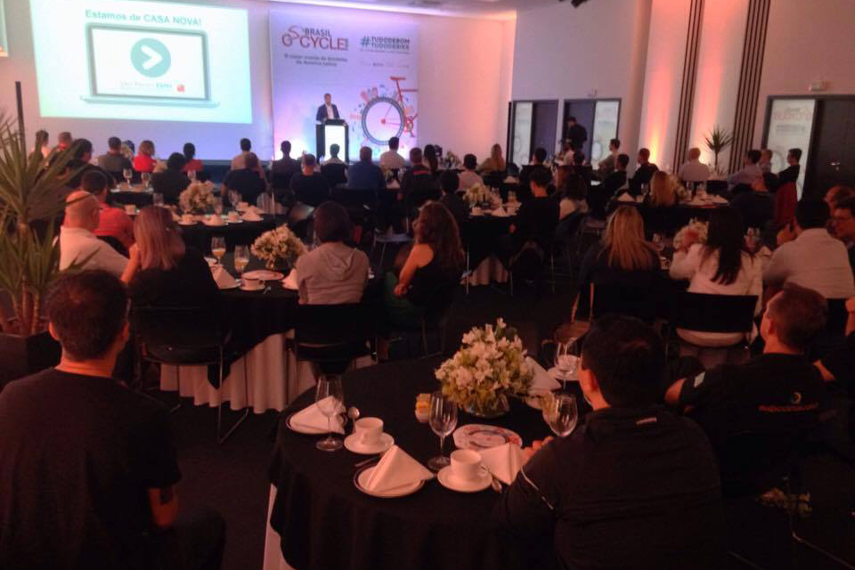 Evento confirma Brasil Cycle Fair 2017