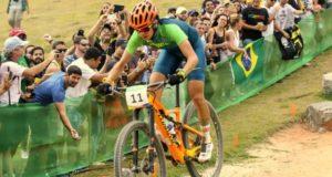 Raiza durante a Rio 2016 (Marcelo PereiraExemplusCOB)