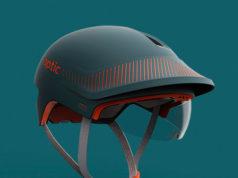 Capacete para ciclista Optic