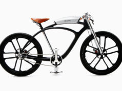 E-bike Noordung Angel Edition