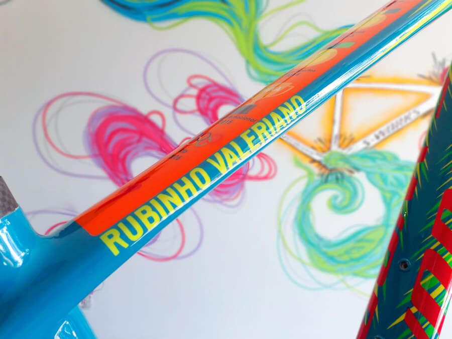 Specialized e Rubinho Valeriano