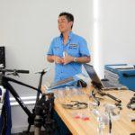 Treinamento mecânica Shimano