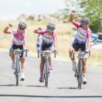 Trio da Ladies Power (Maximiliano Blanco Shimano)