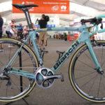 Bicicleta Bianchi Equipe LottoNL Jumbo