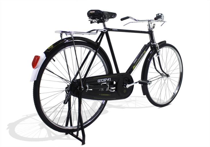 Bicicleta GTSM1 Classic 1964 - perfil