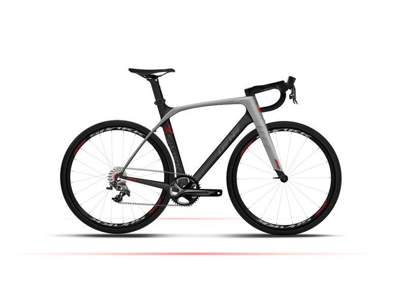Bike Speed inteligente LeEco com Android
