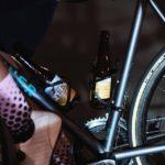 Cerveja especial para ciclista