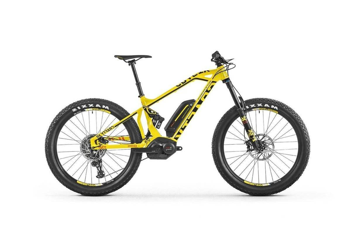 Mondraker e-Crafty XR +