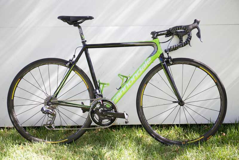 WorldTour-bikes-2017 - Cannondale-Drapac