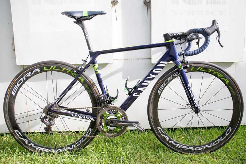 WorldTour-bikes-2017 - Movistar