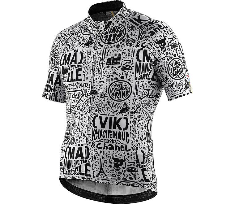 Camisa para Ciclista Mavic Paris-Nice Ediçao Limitada