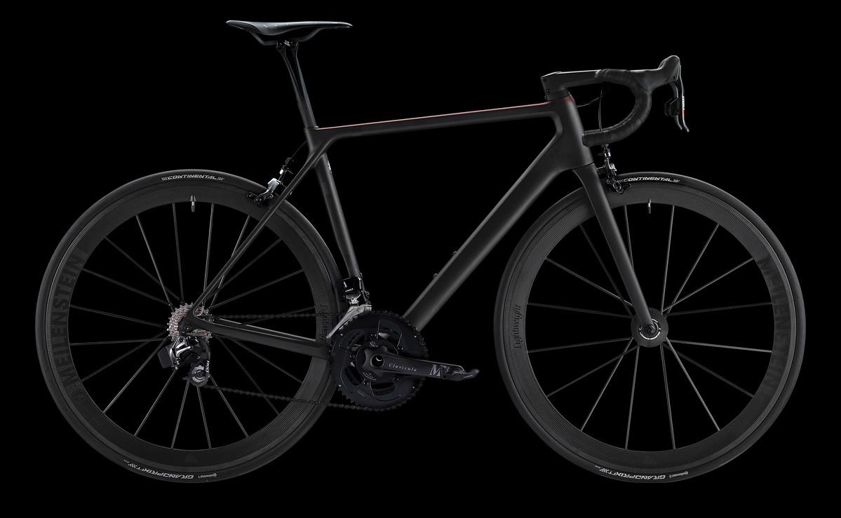 Canyon Ultimate CF EVO 2017 Bike Speed