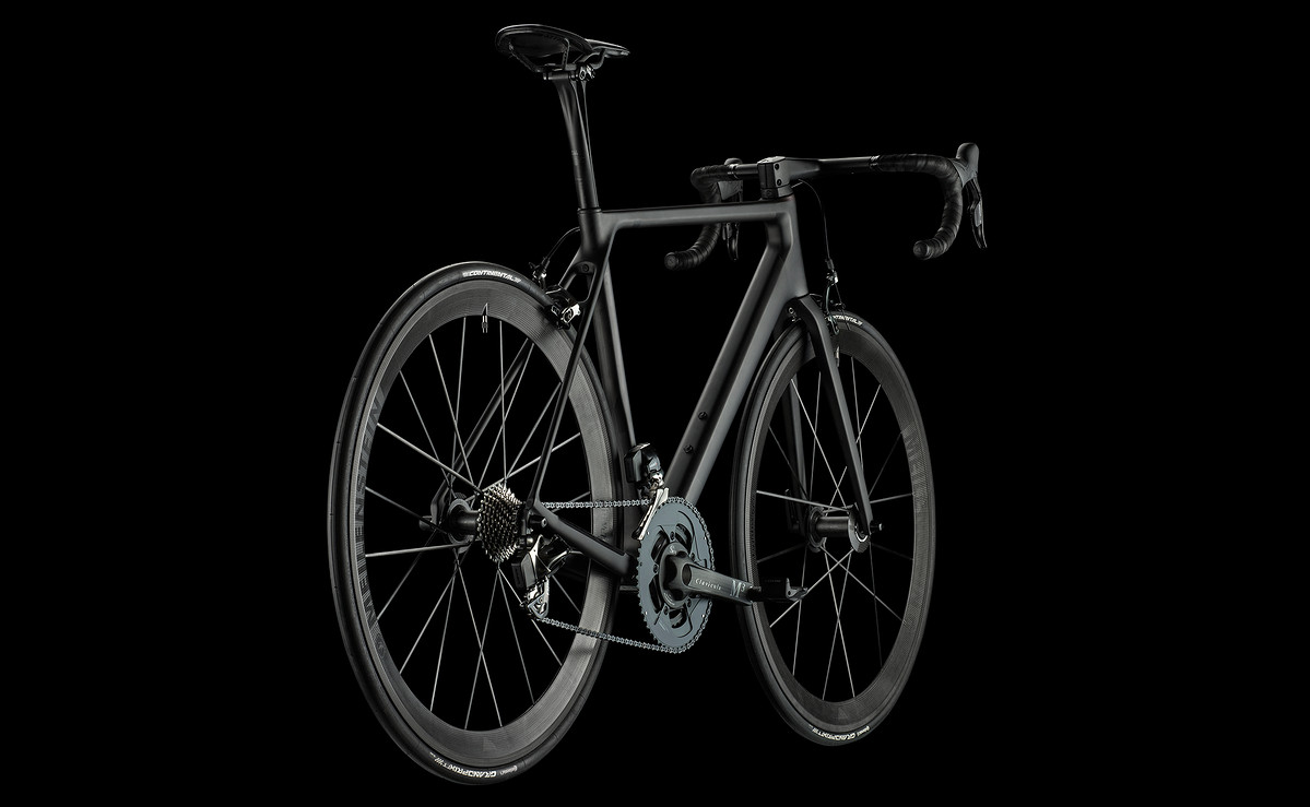 Canyon Ultimate CF EVO 2017 Bike Speed