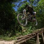 Piloto local em ação - Crédito Hugo Hora