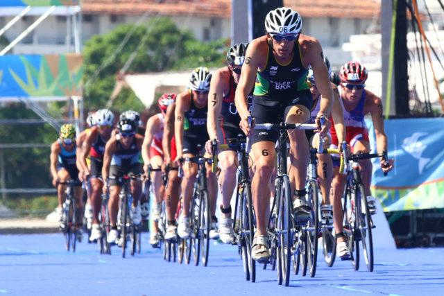Roubo Bicicleta Triatlo 26º de Santos