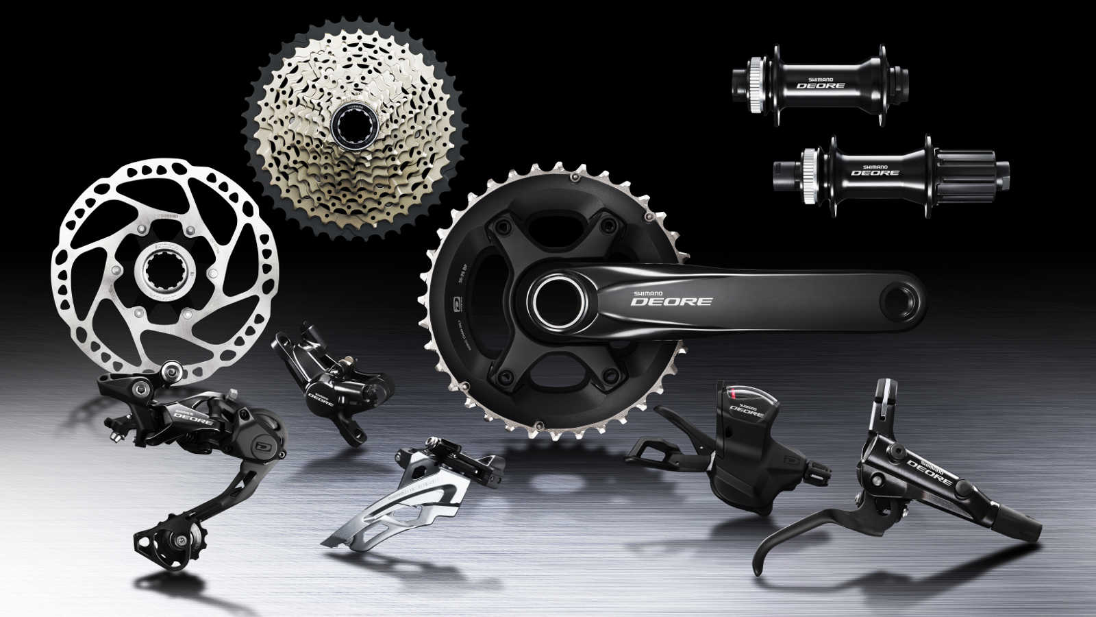 Shimano Deore M6000 - Deore 2017