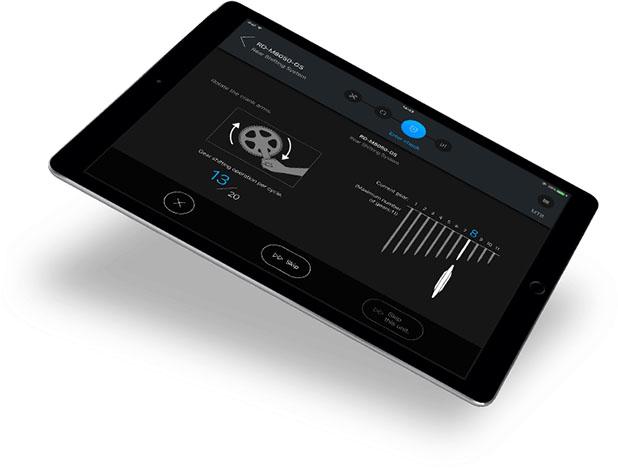 Shimano E-Tube Tablet