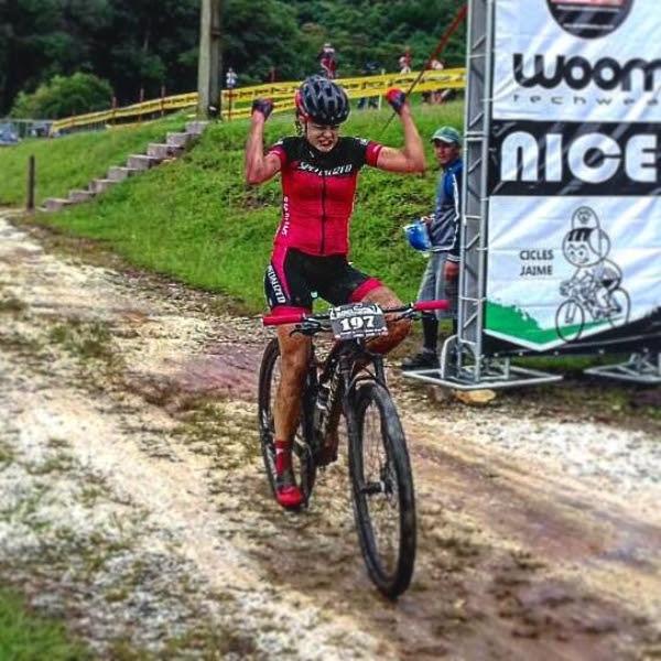 Bruna Elias da Equipe Specialized Racing BR