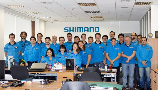 Shimano no Brasil