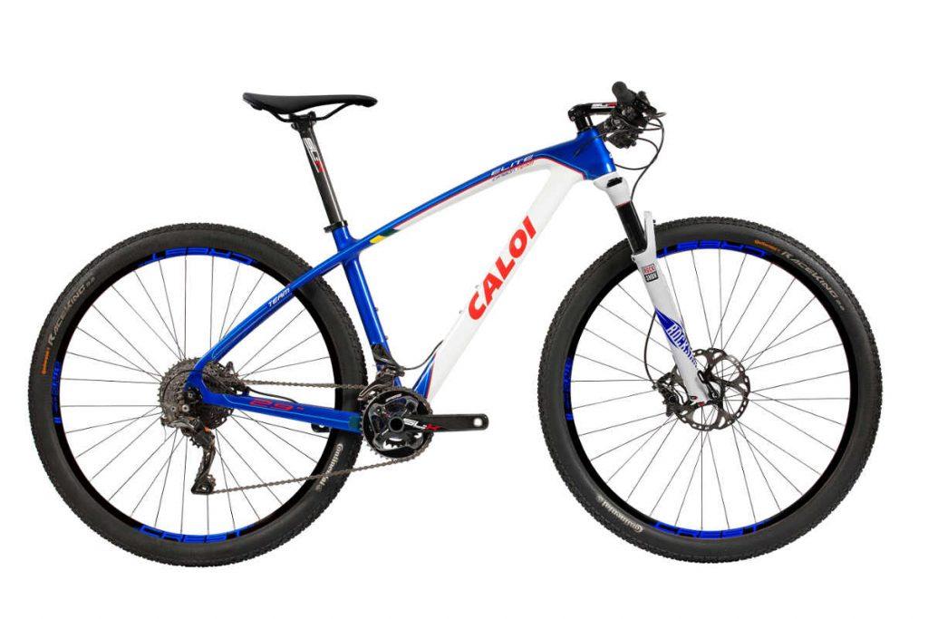 Caloi Elite Carbon Team 2017