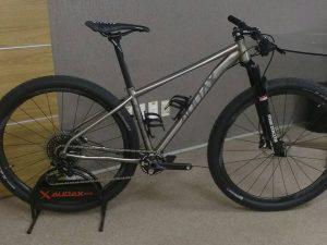 Mountain Bike Audax de Titânio