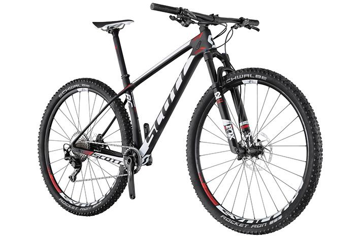 Scott Scale RC 900 Pro 2017, a bicicleta de Luiz Henrique Cocuzzi