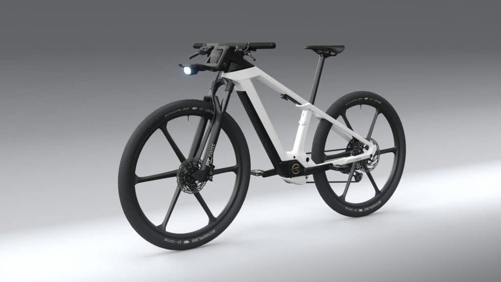 Bicicleta Elétrica e-Bike Bosch eBike Design Vision
