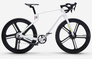 Bicicleta Superstrata Terra construída em impressora 3D