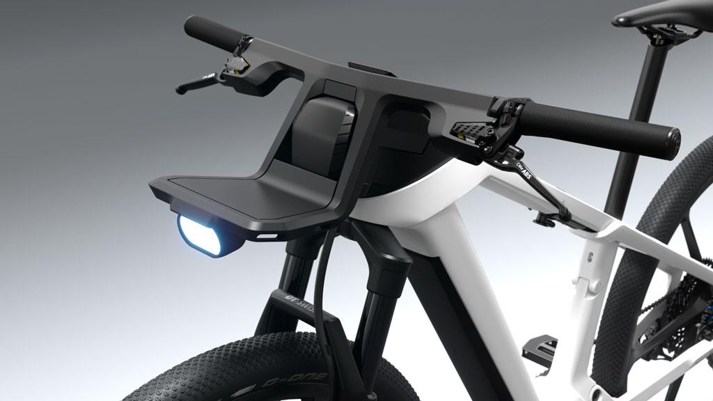 Bicicleta Bosch eBike Design Vision